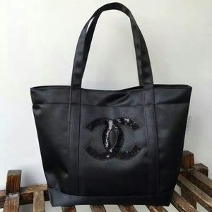 Authentic Chanel Beauty Tote bag